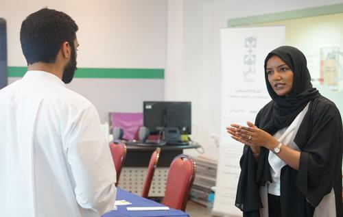 معرض التوظيف – كلية الشارقة للطلاب